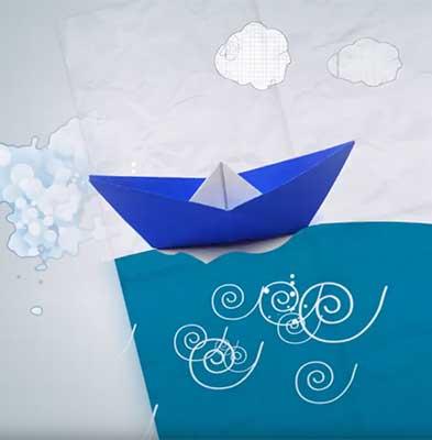 """Intro """"El barco de papel"""""""