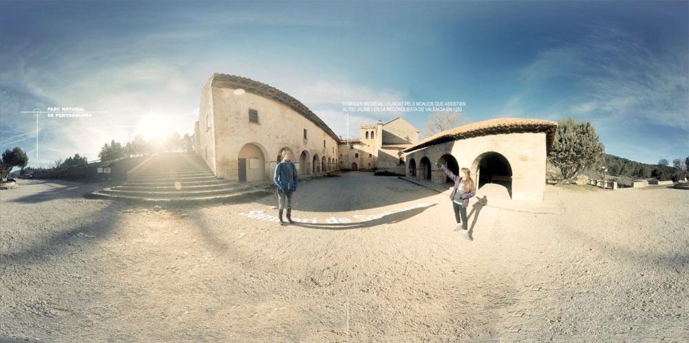 Turismo rural 360º - Sant Joan de Penyagolosa