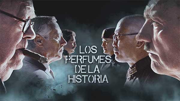 Los perfumes de la Historia