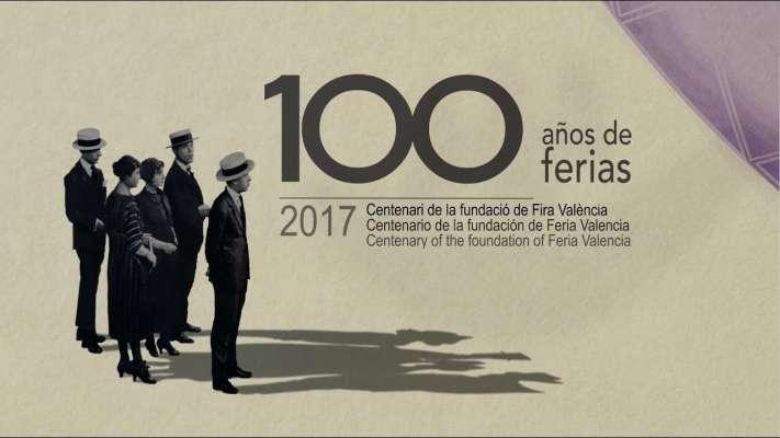 Imagen representativa de 100 años de Ferias