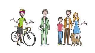 Ciclismo en cadena