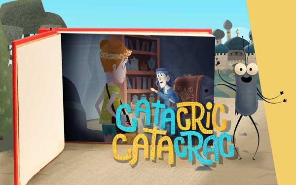 Animación 2D Catacric Catacrac