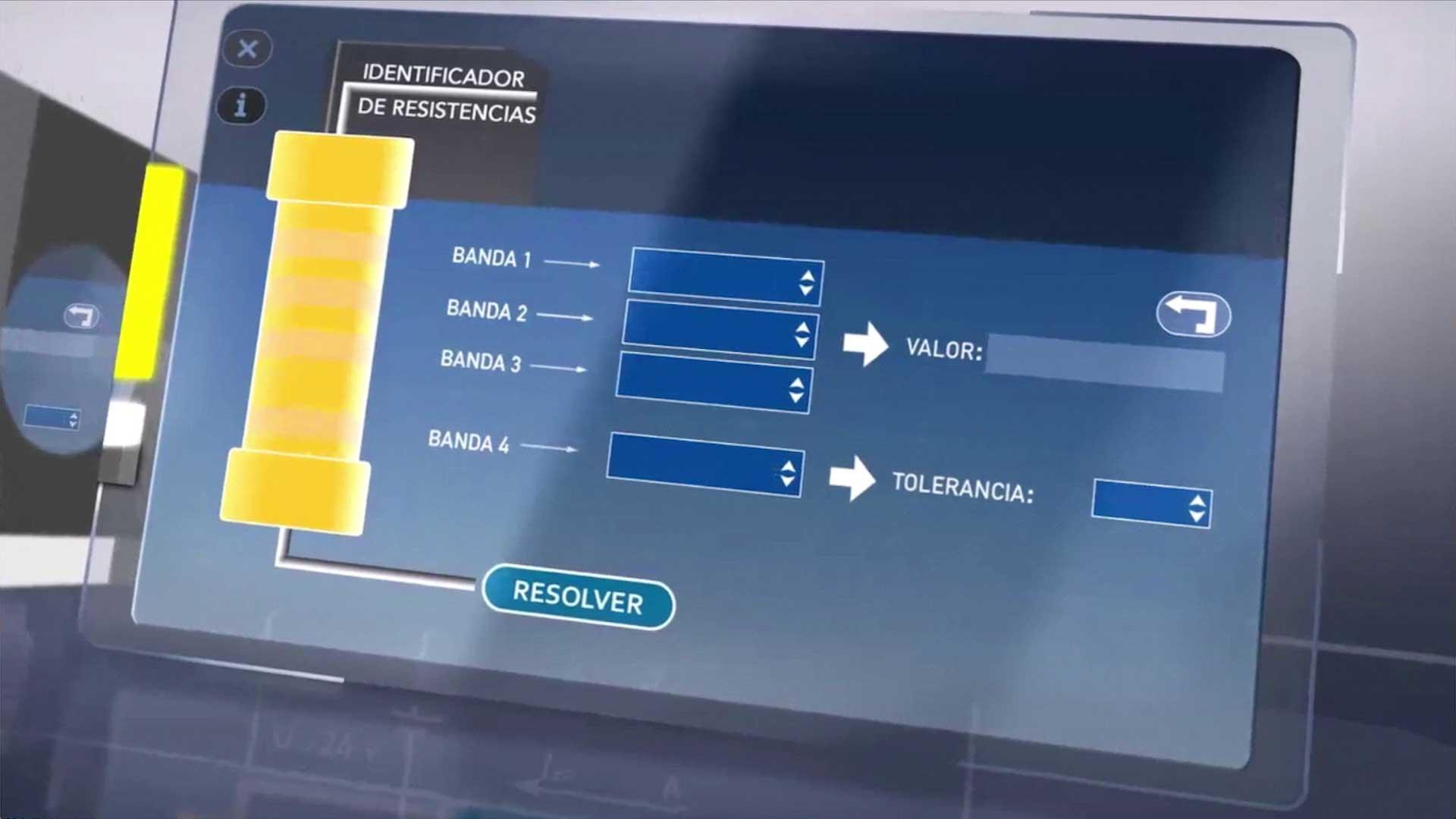 Unidades didáctica de electrotecnia - Interactivos
