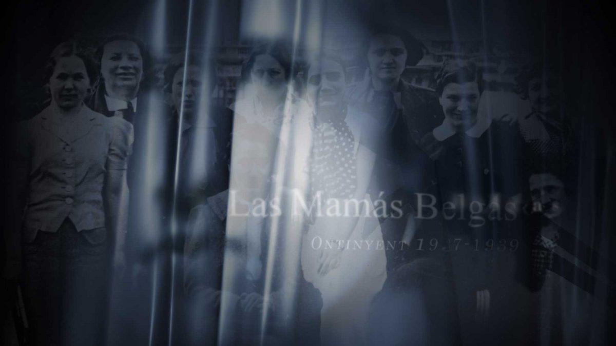 """Postproducción/grafismo para el documental """"Las Mamás Belgas"""""""